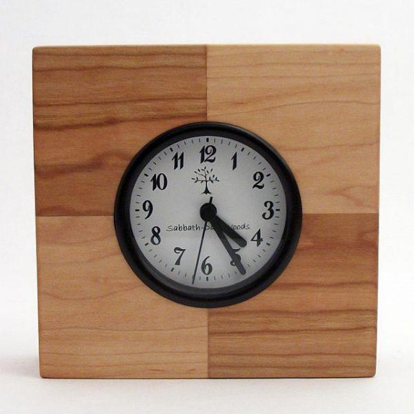 Suarez Squares Clock