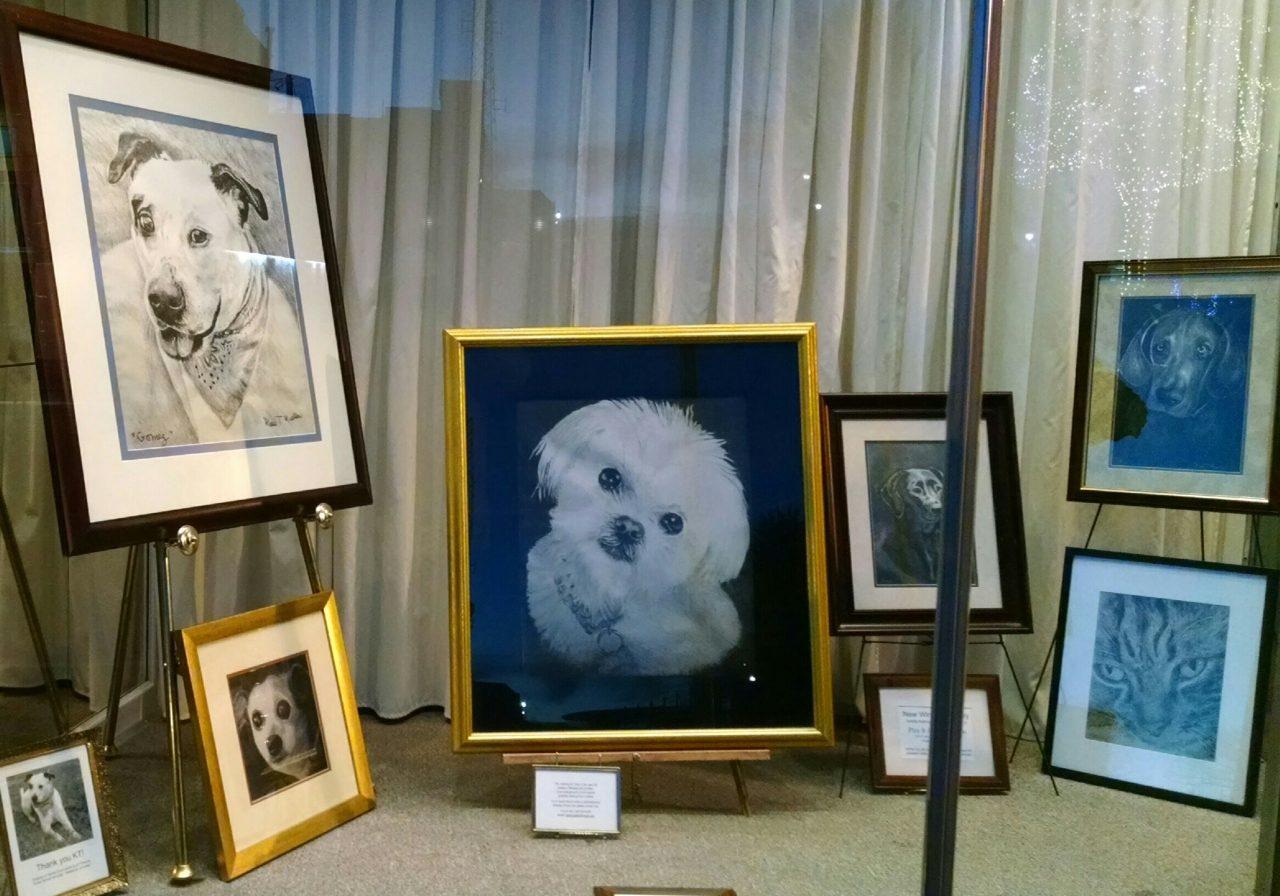 barbara jones pet portraits