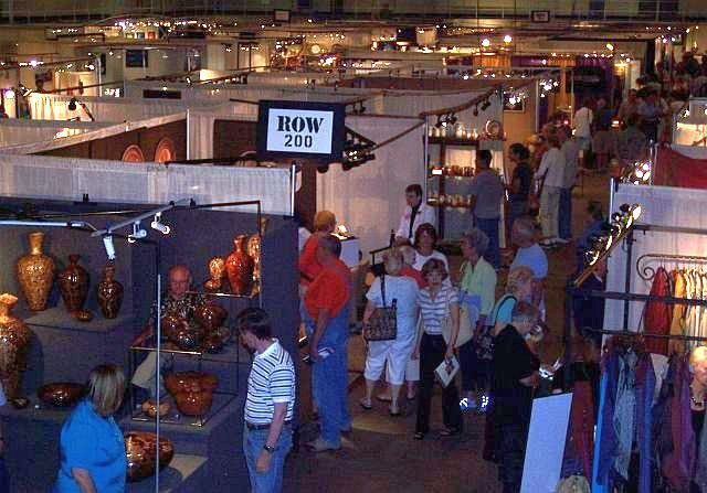 Craft Fair overview