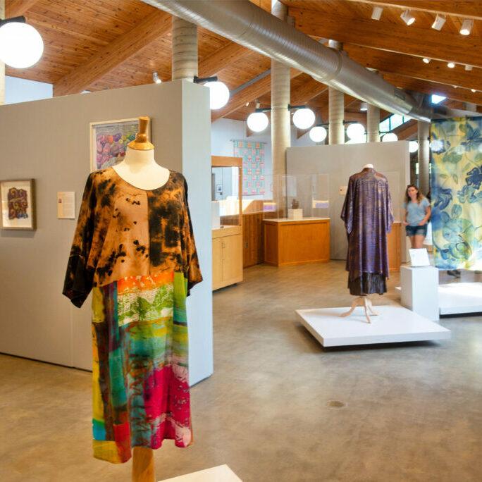 2AMB86F Folk Art Center Asheville NC
