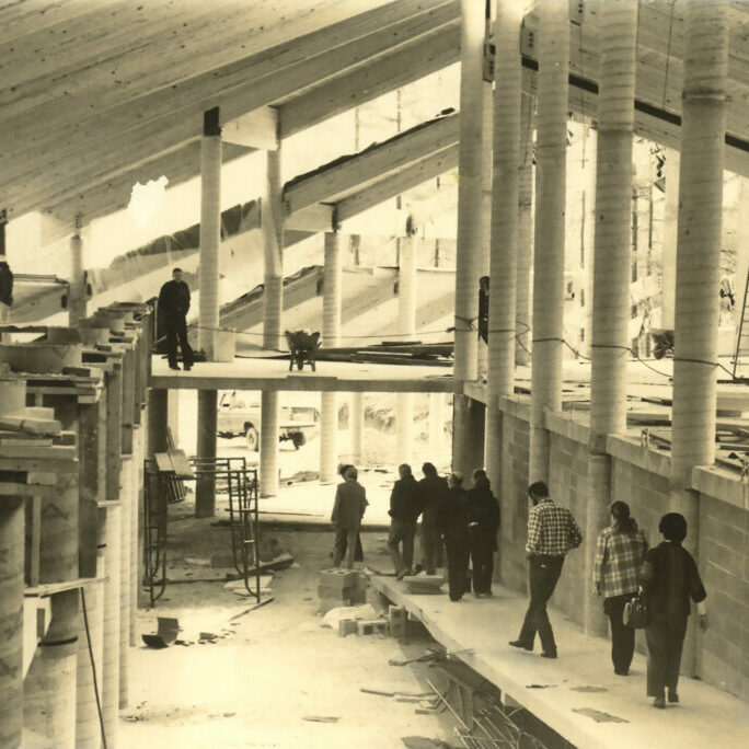SHCG_Folk Art Center construction- screen