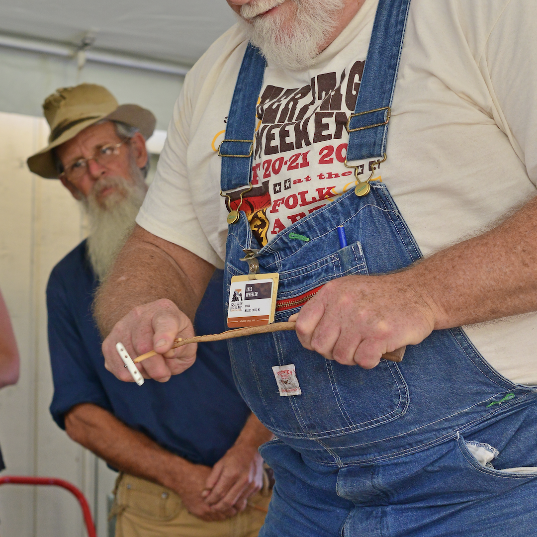 Gee Haw Whimmy Diddle Competition, events blue ridge parkway, folk art center